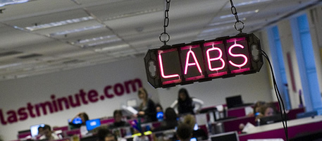 Lastminute labs by Luxor on Flickr