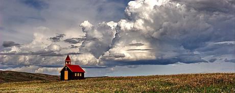 Litla kirkjan - Omarrun on Flickr